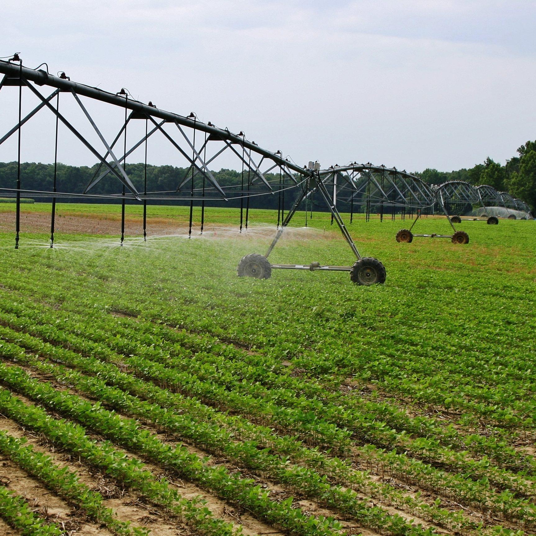 irrigation machinery